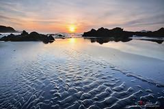 沙紋 (愚夫.chan) Tags: sunrise taiwan 台灣 日出 外澳 宜蘭縣 yilancounty 頭城鎮 沙紋