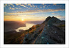 BEN A'AN (SwaloPhoto) Tags: scotland lochlomond thetrossachs nationalpark benaan sunset mountains lochkatrine rocks summit strathgartney arrocharalps distagon2128ze canon eos5dmkii zeiss distagont2821 ze availablelight leefilters distagont2 821 forest stirlingshire