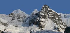 Himalayas. Getty Images. (richard.mcmanus.) Tags: india mountains landscape la himalayas sikkim gettyimages mcmanus goechela goeche