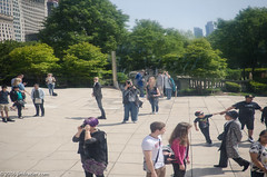So, I should probably shoot my own selfie while I'm at it (Jim Frazier) Tags: 2016 bean chicago city cloudgate day downtown il illinois jimfraziercom loop may millenium park selfies selfiesatthebean spring summer urban q3 people