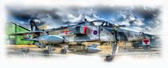 BAe Jaguar (nigdawphotography) Tags: baejaguar jaguar aircraft plane airplane aeroplane jet fighter manston kent outdoor