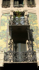 Il Liberty a Milano (magister111) Tags: liberty art noveau jugendstil milano windows balconi