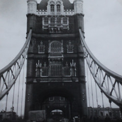 1970 Schooltrip London (Steenvoorde Leen - 2.3 ml views) Tags: 1970 heemstede kweekschool seminair seminairy seminar de lasalle schoolreis klassenfahrt voqage scolaire school trip great brittain gb england londen london stena line hoek van holland harrich towerbridge