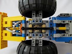 11e (nikolyakov) Tags: lego legotechnic eurobricks pneumatic logging skidder moc tc10