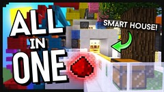 All In One Room Map 1.10.2/1.9.4 (MinhStyle) Tags: minecraft game online video games gaming