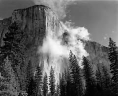 El  Capitan 952 (reed.john51) Tags: california yosemite elcapitan yosemitevalley monochrome blackandwhite schneidersymmar150mm granite rock stone