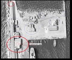 Vigie nord port autonome (marseille 1944) Tags: port autonome vigie marseille occupation 1944