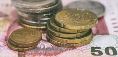 Macro Monday In A Row, Our Daily Challenge Souvenir (Sue90ca) Tags: canon 6d odc macromonday money southafrica souvenir