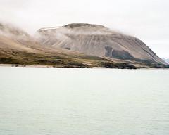 Mountain (danielfoster437) Tags: adventure arctic arcticcircle arcticsummer extremeterrain landscape mamiya7 mediumformat mountain nature outdoors portra160 spitsbergen svalbard terrain wilderness