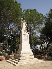 Israel, Mount Carmel, Elijah prophet (sebd_ch) Tags: mount carmel elijah