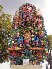 Metepec - Tree of Life (Cath Forrest) Tags: metepec toluca mexico treeoflife colours sculpture art