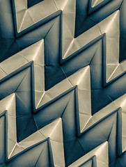 MM Edge, Paper Folding (tisatruett) Tags: shadow light contrast origami paperfolding paper edge macromondays