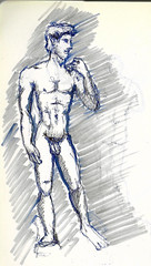 David de Frente (Andrs Goi :: www.andresgoni.cl) Tags: sketch croquis dibujo arquitectura lapiz mano handwrite architecture europa inglaterra england london train tren italy italia florencia firenze sienna