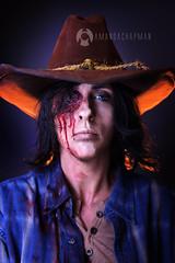 CARL GRIMES -The Walking Dead (amandachapmanmakeup) Tags: carl grimes walkingdead walkingdeadmakeup cosplay walking dead halloweenmakeup halloween halloweencostume 31daysofhalloween 31daysofhalloweenmakeup
