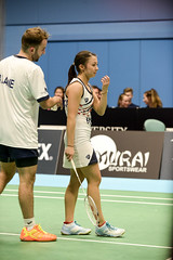 NBLmatch-5100-0480 (University of Derby) Tags: 5100 badminton nbl sportscentre universityofderby match