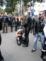 Folsom Berlin 2009 - 4007 (blacknshiny) Tags: leatherman folsom leatherjeans fullleather leather