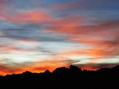 Minaret Sunset 2016 (moonjazz) Tags: sierranevada vista sky photography california mammothlakes masterpiece orange silhouette minarets high soft cirrus mountain range peaks anseladams johnmuir trail hiking viewpoint moonjazz stunning color fade peaceful tranquil magnificent glory looking meditation sweet alpine best scenery