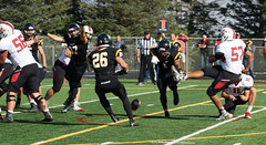 42 (dordtfootball2014) Tags: dordt northwestern