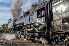 Union Pacific 844 | 4-8-4 Steam | UP Hulbert Lead 5 (M.J. Scanlon) Tags: rail railroad train steam engine locomotive classic union pacific scanlon arkansas delta trek whistle throwback history wayback bygone days beautiful construction engineer engineering engineered