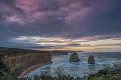 12 Apostles sunrise (Pwa25) Tags: 12apostles victoria australia sunrise ocean beach canon canon5d3 colours sky naturalwonder