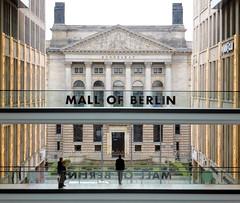"""Mr. Gorbachev, tear down this mall!"" (pjebsen) Tags: mallofberlin berlin checkpointcharlie potsdamerplatz mall shoppingmall bundesrat federalcouncil"