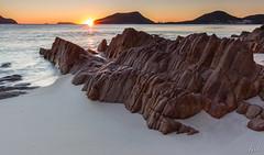 Nelson Bay sunrise (FPL_2015) Tags: portstephens nelsonbay nsw australia landscape sunrise rocks beach water seascape canon6d canon1635f4lis gnd09