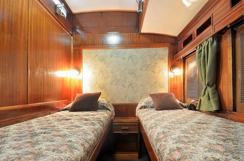 Shongololo Emerald Twin Bed