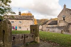 STOCKS, EYAM, DERBYSHIRE_DSC_1572_LR_2.0 (Roger Perriss) Tags: nikonowners peaks eyam d750 stocks cottages village stonework villagegreen