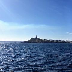 Low Head Lighthouse, George Town, Tasmania.