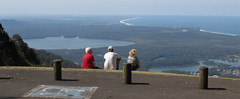 View from North Brother (spelio) Tags: manning shire laurieton north mountain views travel nsw australia oct 2016 pano view