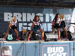 IMG_6959 (grooverman) Tags: houston texans cheerleaders nfl football game nrg stadium texas 2016 budweiser plaza nice sexy legs stomach canon powershot sx530