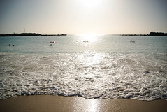 Amadores (Josu Godoy) Tags: water eau mer mar sea ocean seascape plage playa beach shore ore