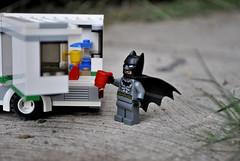 Comenzando el da con caf (spawn5555) Tags: lego juguete toy macro batman nikon d3000 pequeo small cotidiano caf photography fotografia