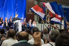 20161005_DSC4577 (patrickbatard) Tags: lr campagne drapeaux meeting montauban primaire rpublicains sarkozy toutpourlafrance