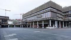 Unibibliothek (Nilfisk) Tags: bochum uni universität nordrheinwestfalen deutschland de