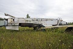 MiG-25RB at Monino (atg3v) Tags: москва́ военновоздушныеcилыроссии военновоздушныесилы foxbatb foxbat soviet sovietaf sovierairforce russia russiaaf russiaairforce mig mikoyan mikoyangurevich mig25 mig25rb aviation bomber 02blue