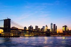 Brooklyn Bridge Sunset (Stuart Beards) Tags: newyork ny nyskyline skyline night bridge nightbride brooklyn brooklynnight bridgenewyork nycity nybridge newyorkbridges newyorkskyline skylinenight sunsetbridge brooklynsunset brooklynbridgesunset hudson hudsonriver manhattan manhattanbridge manhattansunset manhattanskyline worldtradecentre wtc1 worldtrade freedomtower wtc