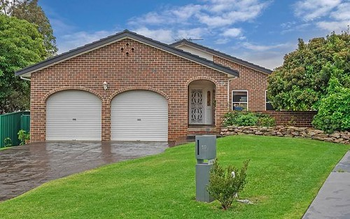 19 Adam Place, Macquarie Fields NSW 2564