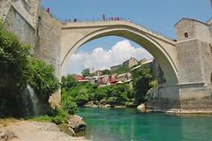 Mostar 33 (- Adam Reeder -) Tags: 5star 2008 adamreeder best bosniaherzegovina easterneurope europe locals mostar people red summer travel wwwadammreedercom bosniaherzegovinia