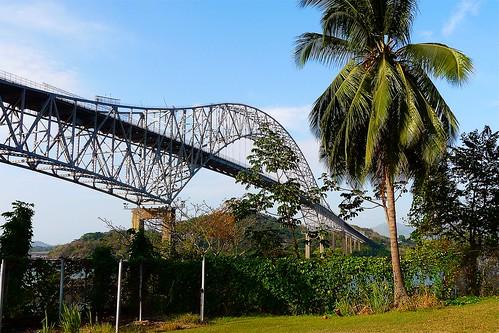 Bridge of the Americas OR Puente de las Américas OR Thatcher Ferry Bridge - Panama 01