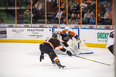 "Missouri Mavericks vs. Fort Wayne Komets, November 11, 2016.  Photo: John Howe/ Howe Creative Photography • <a style=""font-size:0.8em;"" href=""http://www.flickr.com/photos/134016632@N02/30946915826/"" target=""_blank"">View on Flickr</a>"