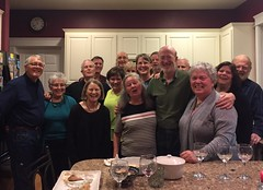 Farewell Party for Pat