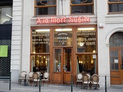 A La Mort Subite, Brussel (deltrems) Tags: alamortsubite mortsubite mort subite brussel brussels bruxelles pub bar inn tavern hotel hostelry restaurant house