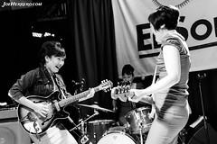 The 5, 6, 7, 8's (Joe Herrero) Tags: aprobado rock surf garage 5 6 7 8 japan japon musica directo live music guitarra guitar singer cantante jo bass fender gig bolo