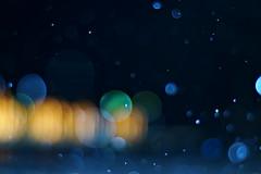 Raindrops (davidyounker) Tags: raindrops sony sonya6000 50mm nikon50mm bokeh