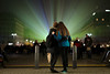 Festival of light (maekke) Tags: berlin deutschland germany woman availablelight 50mm f14 color canon streetphotography 2016 travelling eos6d brandenburgertor