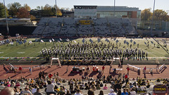 Towson vs. Elon (Nov. 5th, 2016) (ElizabethAOwens) Tags: football 2016 november 5 5th elon university homecoming tumb marchingband marching fall season escape game instruments music live performance halftime drummajor sports color guard flags drill students saturday towsonuniversity johnnyunitasstadium johnny unitas stadium band singing postgame encore towsonuniversitymarchingband tiger dancing liveeventphotography liveevent livemusic college collegiate tu towson maryland unitedstatesofamerica flute piccolo piccs drumline drums brass woodwinds lowbrass clarinet trumpet trombone mellophone sousaphone colorguard team cymbal cymbals cymballine guitar guitars bass frontensemble sax saxophone electronicensemble