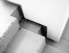 StairSplit.jpg (Klaus Ressmann) Tags: klaus ressmann omd em1 abstract fparis france summer blackandwhite design flcabsoth indoor softtones stair klausressmann omdem1