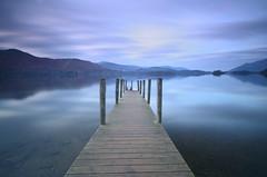 blues (javier mascareñas) Tags: uk jetty landscapes derwentwater nikond7000 tokin1116 longexosures lakedistrict