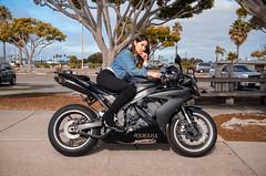 DSC_9237 (Steven Lenoir) Tags: yamaha yamahar1 r1 yammie sportbike sportsbike streetbike teamyamaha moto motorcycle harborisland sandiego sd model downtownsandiego bay